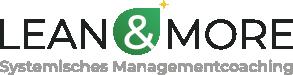 LEAN & MORE Logo